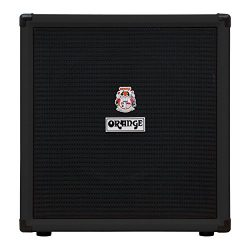 Orange Crush Bass 100W Bass Guitar Combo Amp, Black