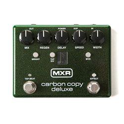 MXR Guitar Effect Pedal, Green (M292)