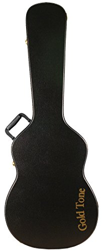 Gold Tone HDRD Hardshell Case for Round Neck Guitar