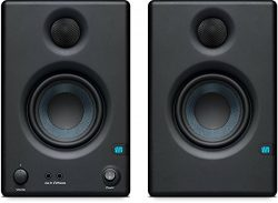PreSonus Eris E3.5 – 3.5″ Professional Multimedia Reference Monitors with Acoustic T ...