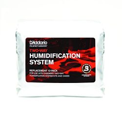 D'Addario Two-Way Humidification System Replacement Packets (12pk) – Automatically A ...