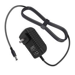 AC DC Adapter Cord For Yamaha PSR-E443 Portable Arranger Keyboard Power Supply