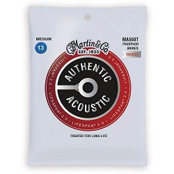 Martin Strings Acoustic Guitar Strings (41Y18MA550T)