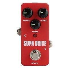 Pedal Guitar Overdrive FOD-5 Mini Effects Pedal