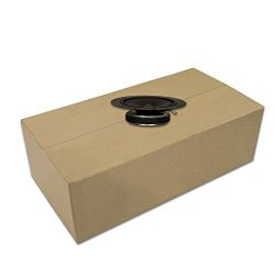 Goldwood Sound, Inc. Sound Module, Black 3.5″ Kapton Tweeters 80 Watt each 8ohm Replacemen ...