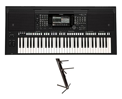 Yamaha PSR-S975 + Ultimate Support APEX AX-48 Pro