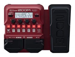 Zoom Bass Multi-Effects Pedal (B1X FOUR)
