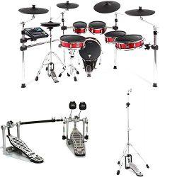 Alesis Strike Pro Bundle Electronic Drum Set