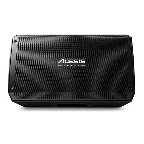 Alesis Strike Amp 12 | 2000-Watt Ultra-Portable Powered Drum Speaker/Amplifier With 12-Inch Woof ...