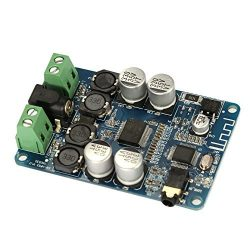 KKmoon TDA7492P 2*25W Wireless Bluetooth V2.1 Audio Receiver Amplifier Board Module with AUX Int ...