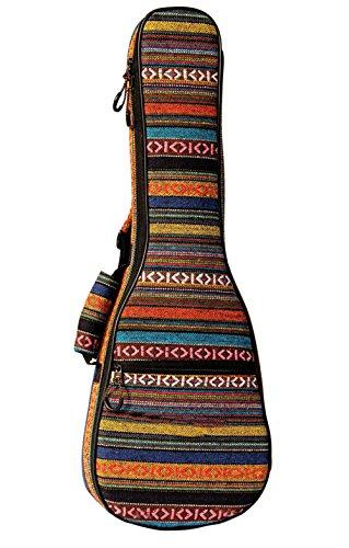 Tosnail 21 Inch Heavy Duty Ukulele Cases Ukulele Padded Bag – Great for Soprano Ukulele
