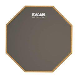 RealFeel by Evans Practice Pad, 12 Inch – RF12G