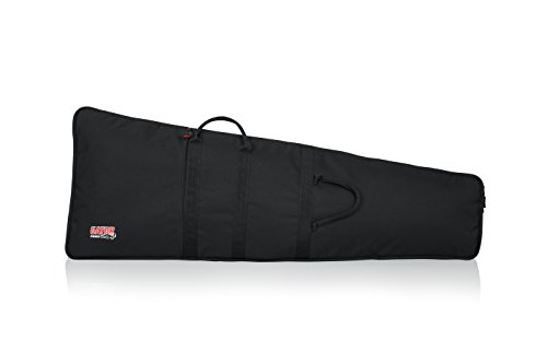 Gator Cases Gig Bag for Extreme Guitar Styles; Fits Flying V, Explorer, & more (GBE-EXTREME-1)