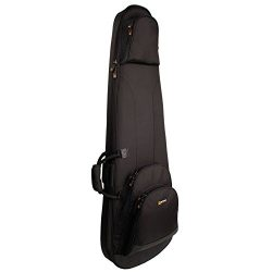 Protec Contego PRO PAC Bass Guitar Case with Tuck-Away Backpack Straps (CTG233)
