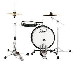 Pearl Drum Set (PCTK1810)