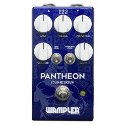 Wampler Pantheon Overdrive Guitar Effects Pedal