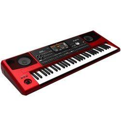 Korg Pa700RD 61-Key Professional Arranger Keyboard (Red)