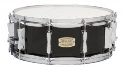 Yamaha Stage Custom Birch 14×5.5 Snare Drum, Raven Black