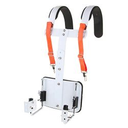 Homyl White Percussion Accessory Marching Snare Drum Carrier Bass Drum Shoulder Harness, Thicken ...