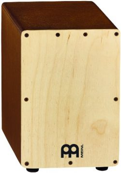Meinl Percussion Mini Cajon Box Drum with Internal Snares – MADE IN EUROPE – Baltic  ...