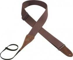 Levy's Leathers 2″ Cotton Strap for Resonator Style Guitars with Headstock Loop and  ...