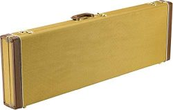 Fender Classsic Series Case for Precision/Jazz Bass – Tweed