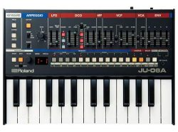 Roland Synthesizer (JU-06A)