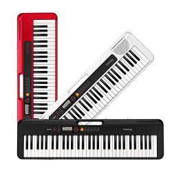 Casio Casiotone, 61-Key Portable Keyboard (CT-S200WE)