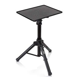 Universal Laptop Projector Tripod Stand – Computer, Book, DJ Equipment Holder Mount Height ...
