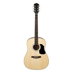 AmazonBasics Beginner Acoustic Guitar with Strings, Picks, Tuner, Strap, and Case – 41-Inc ...