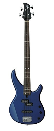 Yamaha TRBX174 DBM Agathis Body, Electric Bass Guitar, 4-String, Dark Blue Metallic