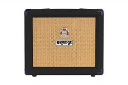 Orange Crush 20 Twin-Channel 20W Guitar Amplifier, Black