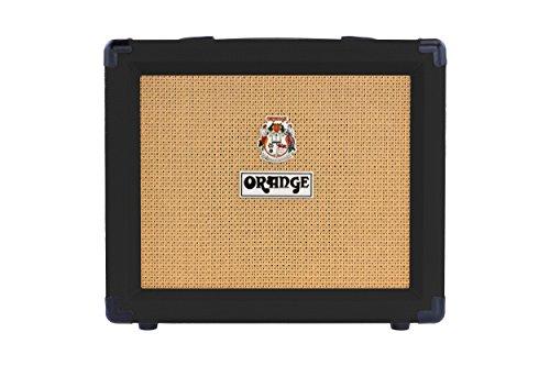 Orange Crush 20 Twin-Channel 20W Guitar Amplifier, Black