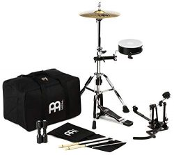 Meinl Percussion Cajon Drum Set Conversion Kit For Acoustic Performances, 9 Pieces (CAJ-KIT)