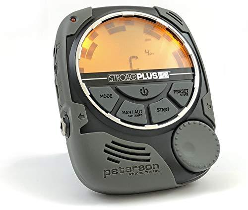Peterson StroboPlus HD Desktop Strobe Tuner | Guitar, Bass, Violin, Ukulele, Harp, Brass, Woodwi ...