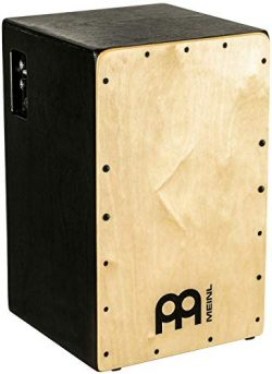 Meinl Pickup Cajon Box Drum with Internal Snares – MADE IN EUROPE – Baltic Birch Woo ...