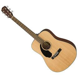 Fender CD-60S LH Left-handed Acoustic Guitar