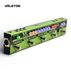 Valeton Dapper Bass Guitar Multi Effects Pedal (VES-2)