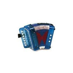 Hohner Toy Accordion – Blue (UC102B)