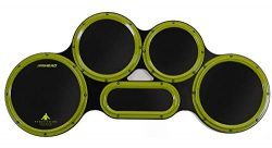 Ahead AHCTPBG Percussion Source Green Tenor Practice Pad