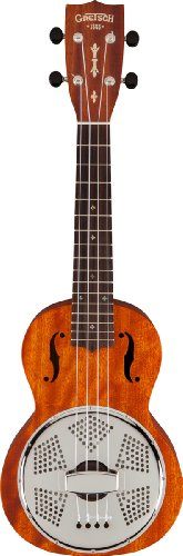 Gretsch Roots Series G9112 Resonator-Ukulele with Gig Bag