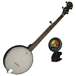 Goldtone AC-1 Open Back 5-String Banjo w/ Tuner