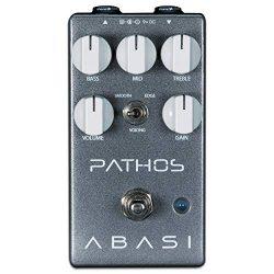 Abasi Pathos Distortion Guitar Effects Pedal (ABASIPATHOS)
