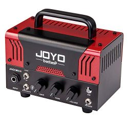 JOYO BantamP Series Jackman Compact 20Watt Dual Channel Guitar Amplifier head, Portable Mini Amp ...