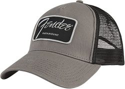 Fender Paramount Series Logo Hat – One Size