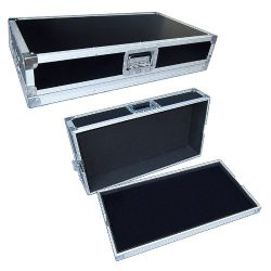 Pedal Board Effects Pedal ATA Case – 2 Catch 3/8 Ply Heavy Duty – Inside Dimensions  ...