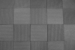Soundproofing Acoustic Studio Foam – Wedge Style Panels – 12″x12″x1̸ ...