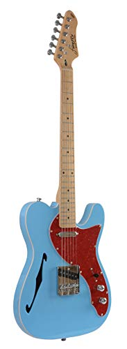 Firefly FFTH Semi-Hollow body Guitar Blue
