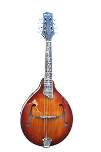 Feeling mandolin instrument, western instrument, factory direct, OEM service (A88)