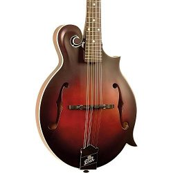 The Loar LM-310F Hand-Carved F-Style Mandolin Level 2 Vintage Brown 190839132635